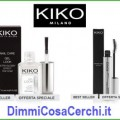 Kiko, spedizione gratuita per tutti gli ordini