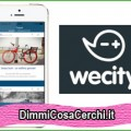 WeCity, l'app che ti premia per andare in bicicletta