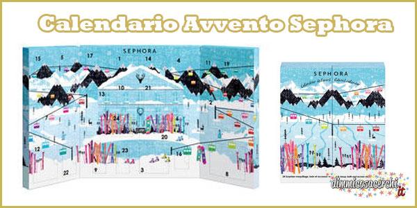 Calendario Avvento Sephora