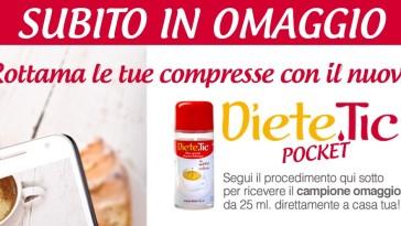 campione omaggio dietetic