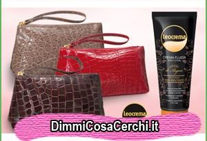 Rivista Confidenze con Leocrema e Pochette