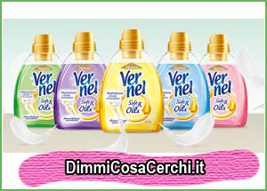 Diventa tester Vernel Soft&Oil