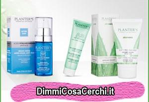 Planter's cosmetica naturale