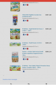 Spesa su Amazon gratis