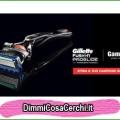 Campione gratuito rasoio Gillette® FLEXBALL da GameStop