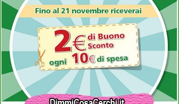 Coupon spesa Ipersoap