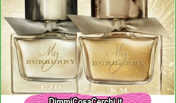 Miniatura omaggio di My Burberry Eau de Parfum