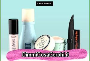 Sephora ti regala 4 prodotti Benefit Cosmetics