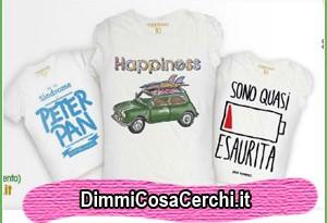 T-Shirt omaggio con Fructis (premio sicuro)