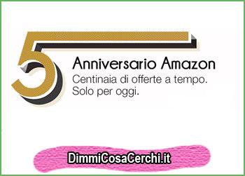 anniversario amazon