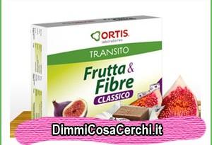 """Campione gratuito Ortis """"Frutta e Fibre"""""""