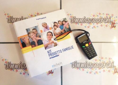 Nielsen Home Scan cerca iscritti