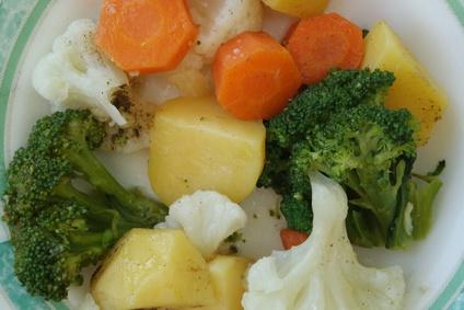 riciclare le verdure del brodo vegetale