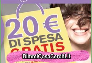 20 € di spesa gratis da Lillapois