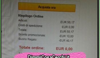 Spesa su Amazon con codice sconto e sondaggi online