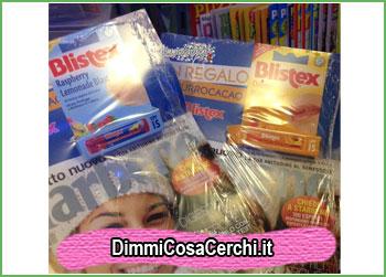 preview of official photos wholesale price Burrocacao Blistex allegato alla rivista Starbene ...