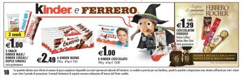 Ferrero Rocher ti regala la sacca