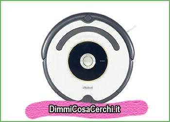 Per Natale regala iRobot Roomba