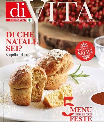 Rivista Di Vita Magazine di Dicembre