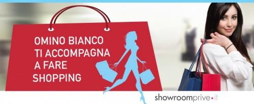 Buono sconto Showroomprive con Omino Bianco