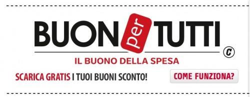 Buonpertutti, nuovi coupon da stampare