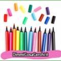 Come riciclare i pennarelli secchi in modo creativo