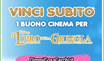 Napisan ti regala il cinema Disney
