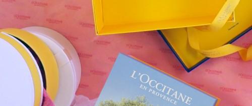 San Valentino L'Occitane, cofanetto regalo in omaggio!