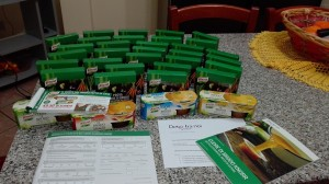 Tester Knorr - Le vostre foto dei campioni omaggio