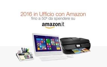 Buono sconto Amazon da 50€
