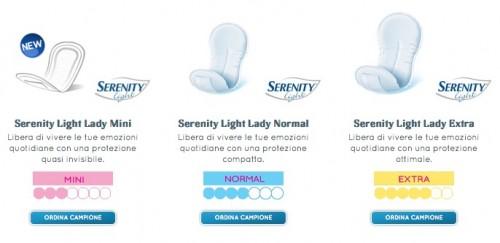 Campioni omaggio Serenity