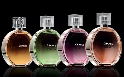 Chanel Chance, un omaggio ti aspetta da Ethos profumerie