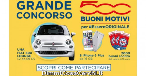 Concorso Pittarello, 500 motivi per #EssereOriginale