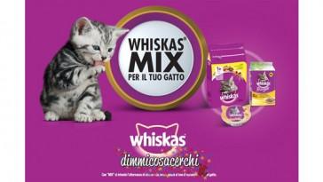 Concorso Whiskas, vinci una fornitura annuale