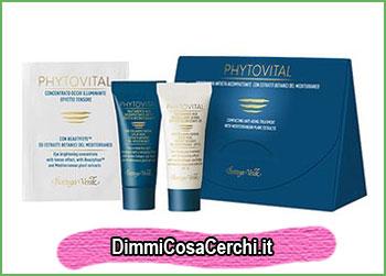 Kit Phytovital gratis con Bottega Verde