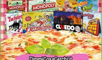 Pizza gratis con Hasbro