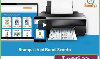 Video tutorial buoni sconto per Sconty.it