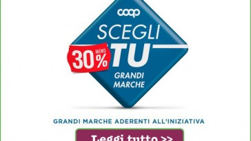 Bollini scegli tu Coop Centro Italia
