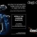 """Campione omaggio Diego dalla Palma """"Veleno di Giovinezza"""""""