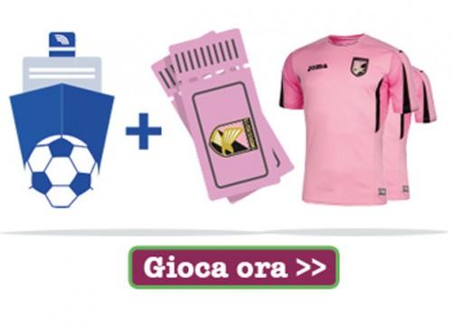 Concorso Grandi Navi Veloci, vinci magliette del Palermo e biglietti