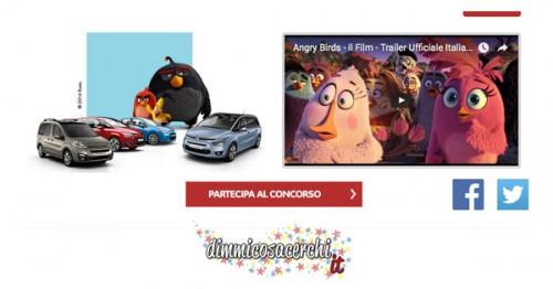 Angry Birds Il Film, partecipa al concorso e vinci l'anteprima