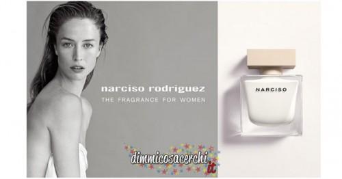 Campione omaggio Narciso Rodriguez da Sephora