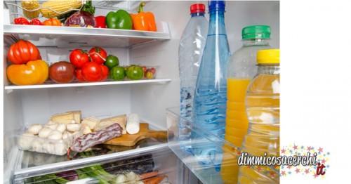 Come conservare il cibo in frigorifero