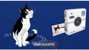 Concorso Felix #missionebuonumore, vinci Polaroid
