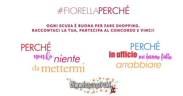 Concorso Fiorella Rubino, vinci buoni shopping