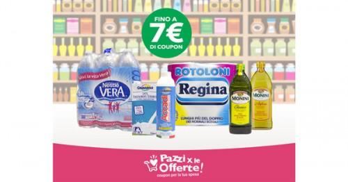 Klikkapromo nuovi coupon Regina, Granarolo, Monini