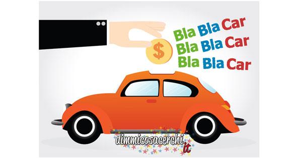Offri un passaggio e risparmia sulla benzina con BlaBlacar