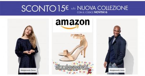 Codice sconto Amazon 15€