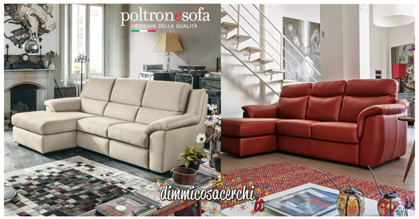 poltrone e sofa offerte 2017. Black Bedroom Furniture Sets. Home Design Ideas