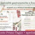 15€ di buono sconto con Primo Taglio + spedizione gratis